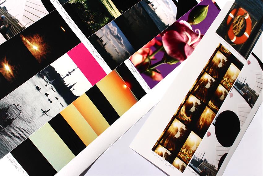 Making of_3 - Test / Auswahl - Fine Art Prints